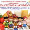 13 marzo 2016 - Educazione al movimento
