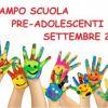 4-8 settembre 2017 - Campo scuola pre-adolescenti