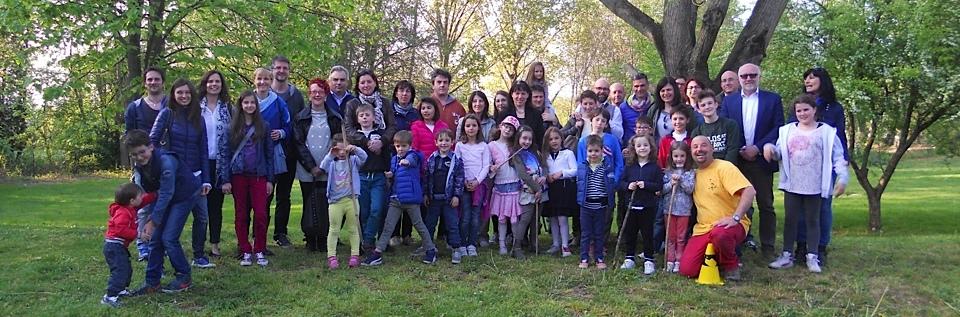Nel parco con i bimbi